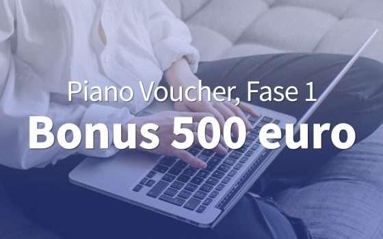 Bonus 500 euro: ultime precisazioni da Infratel