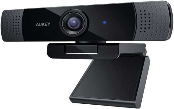 Webcam AUKEY FullHD a un prezzo incredibile!