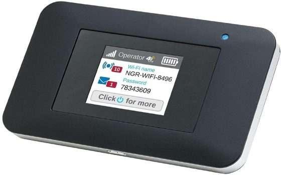 Router 4G Netgear AC797: 50€ di sconto su Amazon