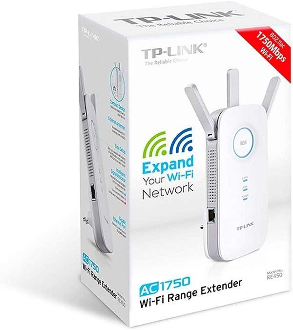 Tp-Link Extender RE450 - 1