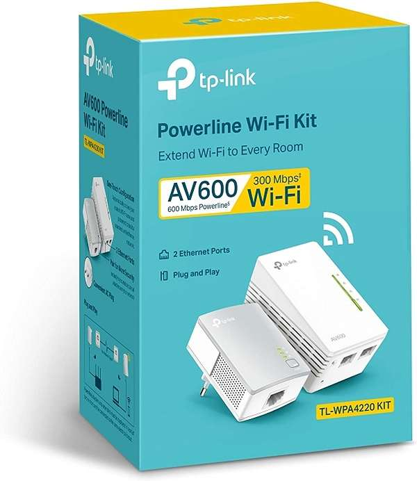 Tp-Link Powerline WPA4220 - 1