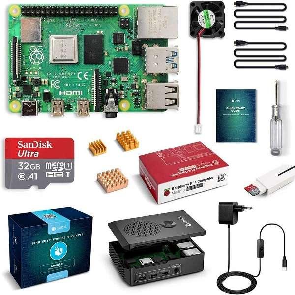 Labists Kit Raspberry Pi 4 - 3