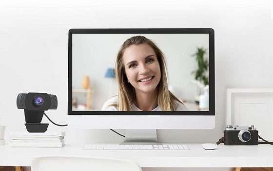 Webcam 1080p wansview - 1