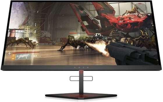 Monitor gaming HP scontato di oltre 200 euro