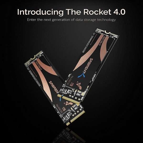 Sabrent Rocket 4.0 - 2
