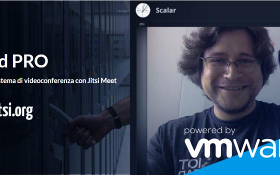 Aruba Cloud PRO: un Virtual Server con Jitsi Meet