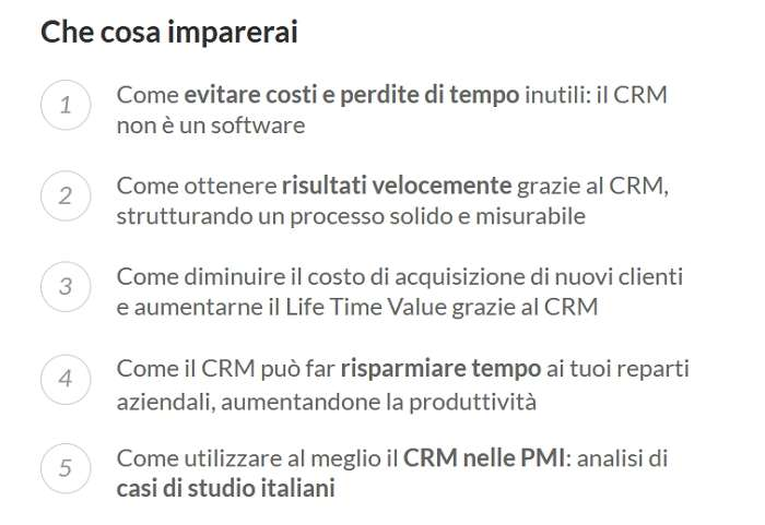 Masterclass CRM F2 Innovation
