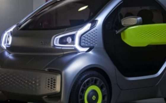 Yoyo XEV l'auto elettrica da soli 6000€ ora anche in Italia