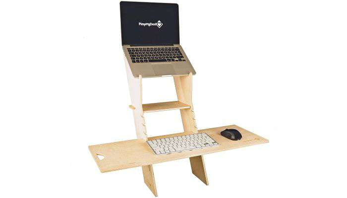 PIMPMYDESK Standing Desk Regolabile