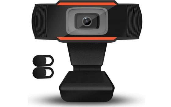 Webcam QueenDer 720P con NC a soli 8€ su Amazon!