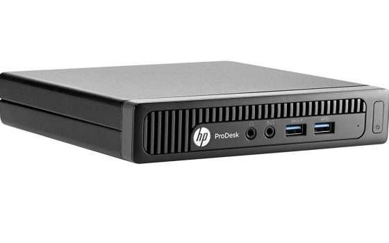 Mini PC HP Prodesk 600 ricondizionato a soli 204€ su Amazon