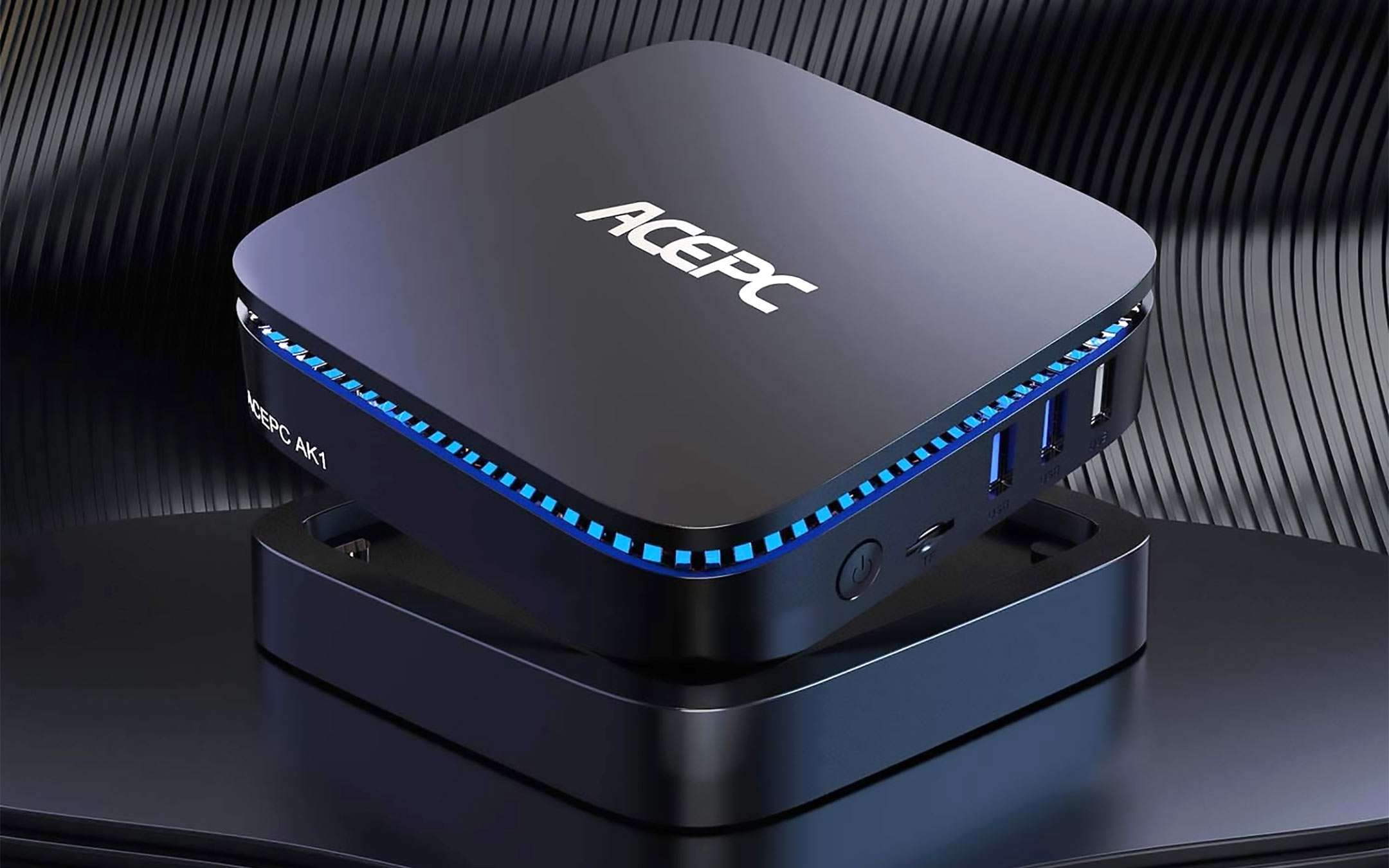 ACEPC AK1 Mini PC: power and elegance at an incredible price!