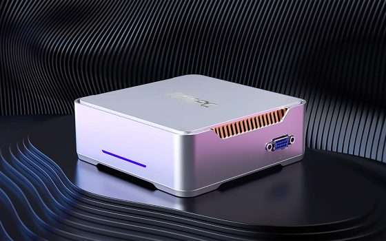 Mini PC Intel 4 core 8/256GB al minimo storico