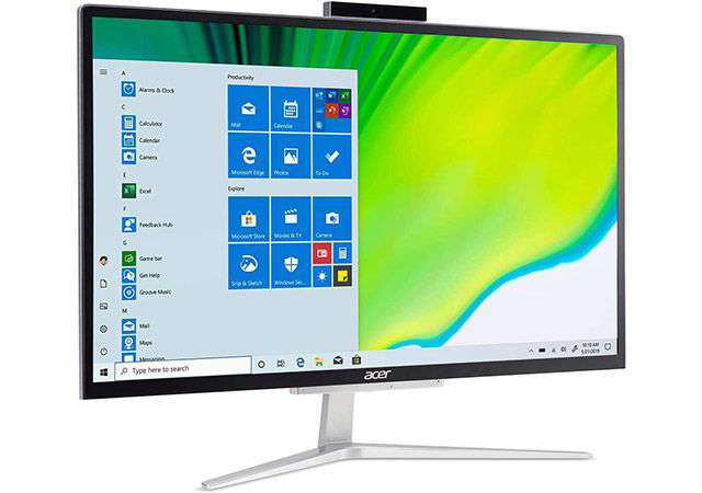 Acer Aspire C22-820, computer all-in-one