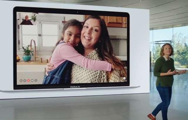Il nuovo MacBook Air con Apple M1