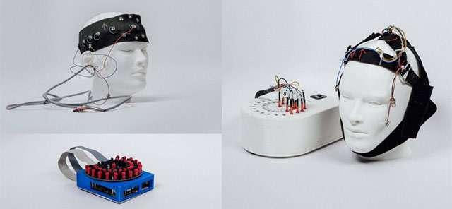 I prototipi sviluppati dal laboratorio X di Alphabet per Project Amber