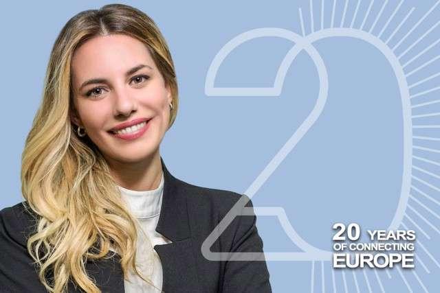 Angeliki Dedopoulou, Senior Manager, EU Public Affairs, Huawei Technologies