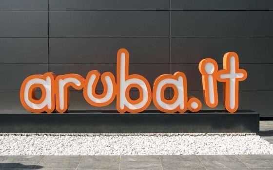 Aruba e Leonardo, cloud sicuro e made in Italy