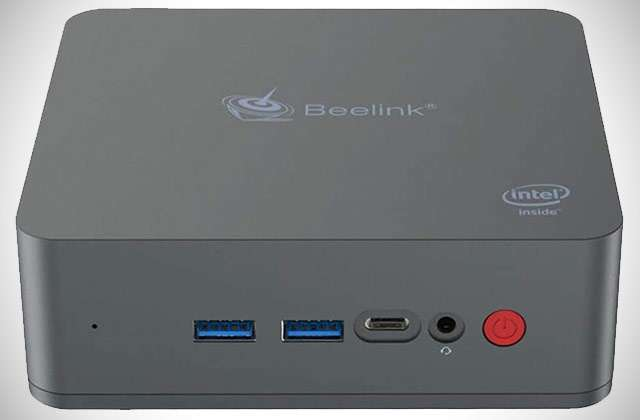 Beelink U55, il Mini PC con processore Intel Core i3-5005U