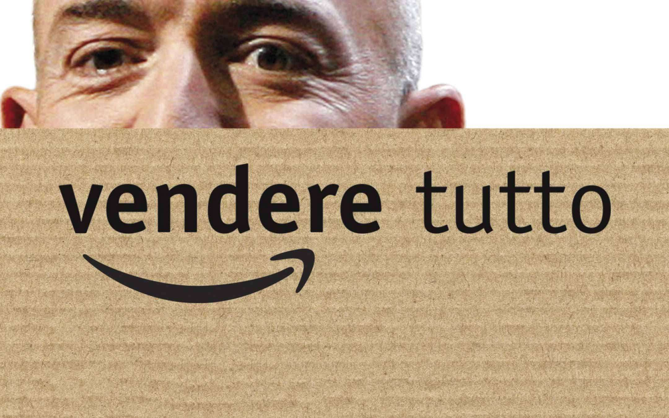 A book to understand Black Friday, Amazon and Bezos