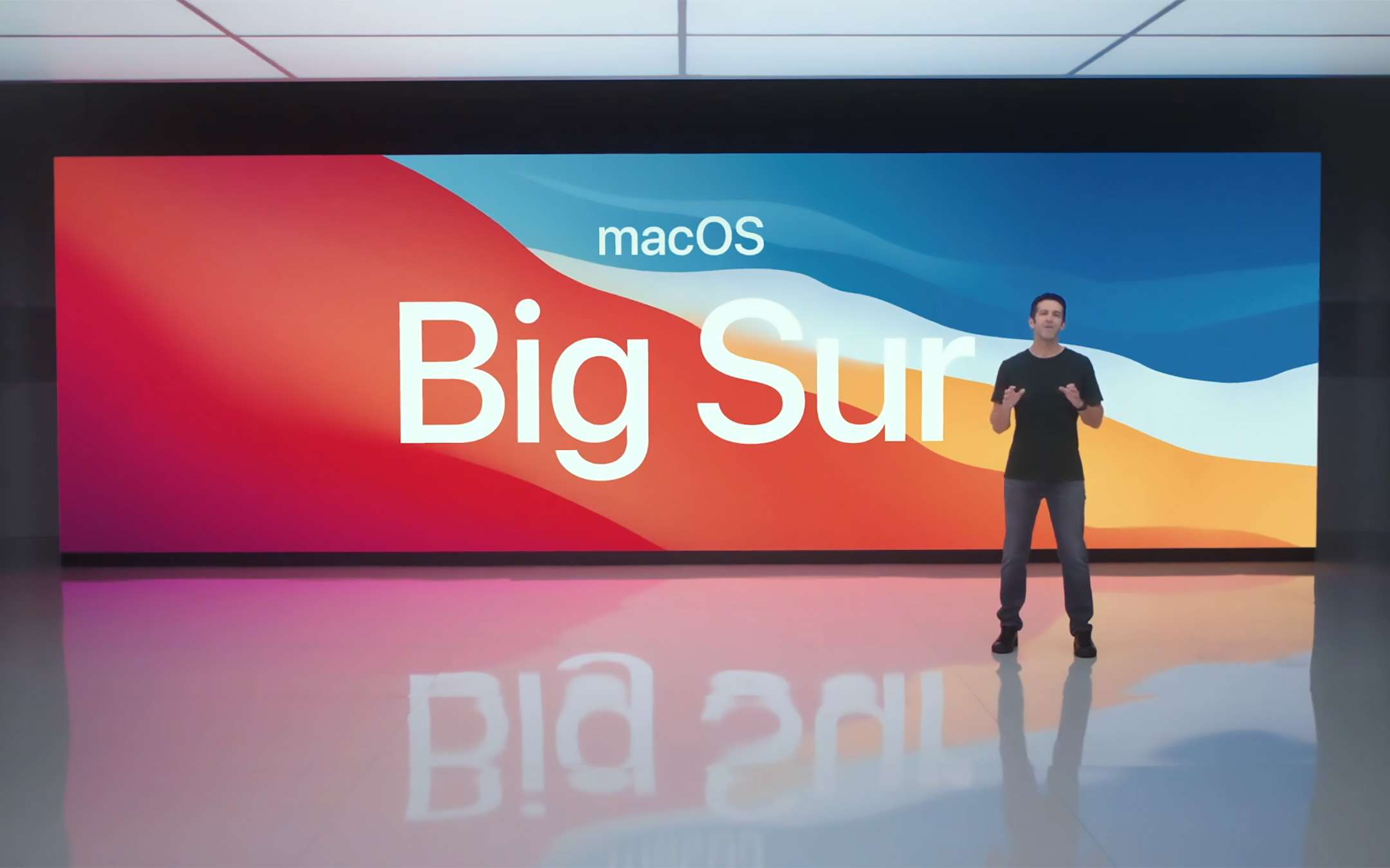 One More Thing: macOS Big Sur and Apple Silicon