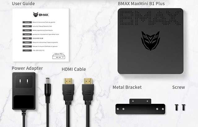 Il Mini PC di BMAX oggi in sconto su Amazon con un coupon da 10 euro