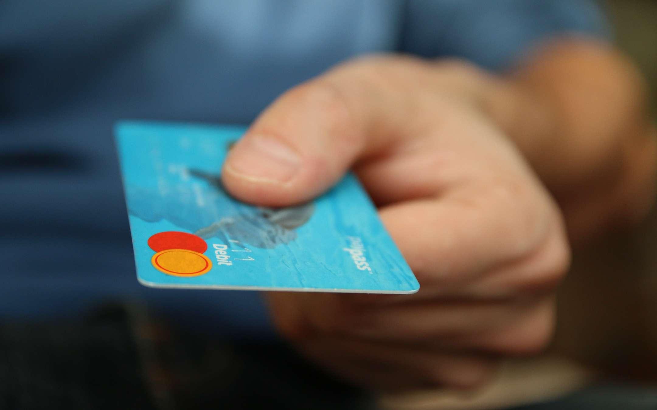 Find the best credit, debit or prepaid card