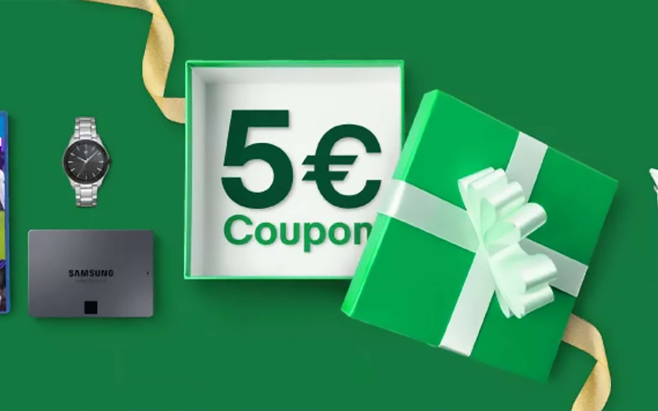 5 euro discount on eBay with this coupon