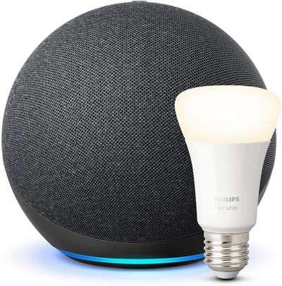 Amazon Echo e Lampadina Philips Hue