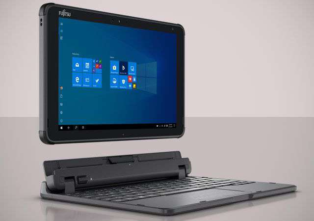 Il tablet rugged Fujitsu Stylistic Q5010 per la produttività