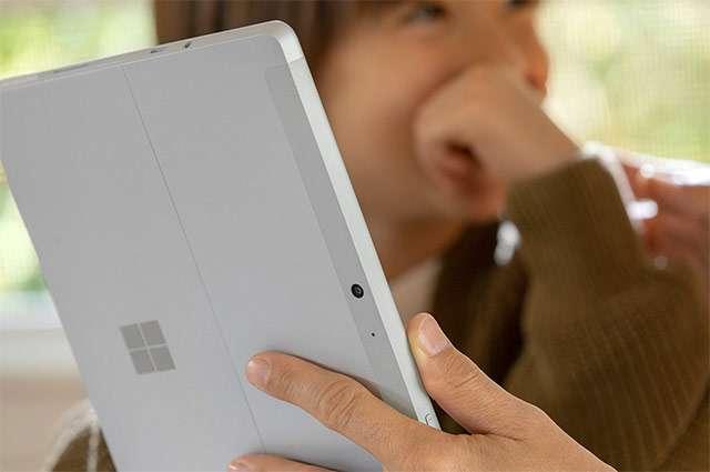 Il Surface Go 2 di Microsoft
