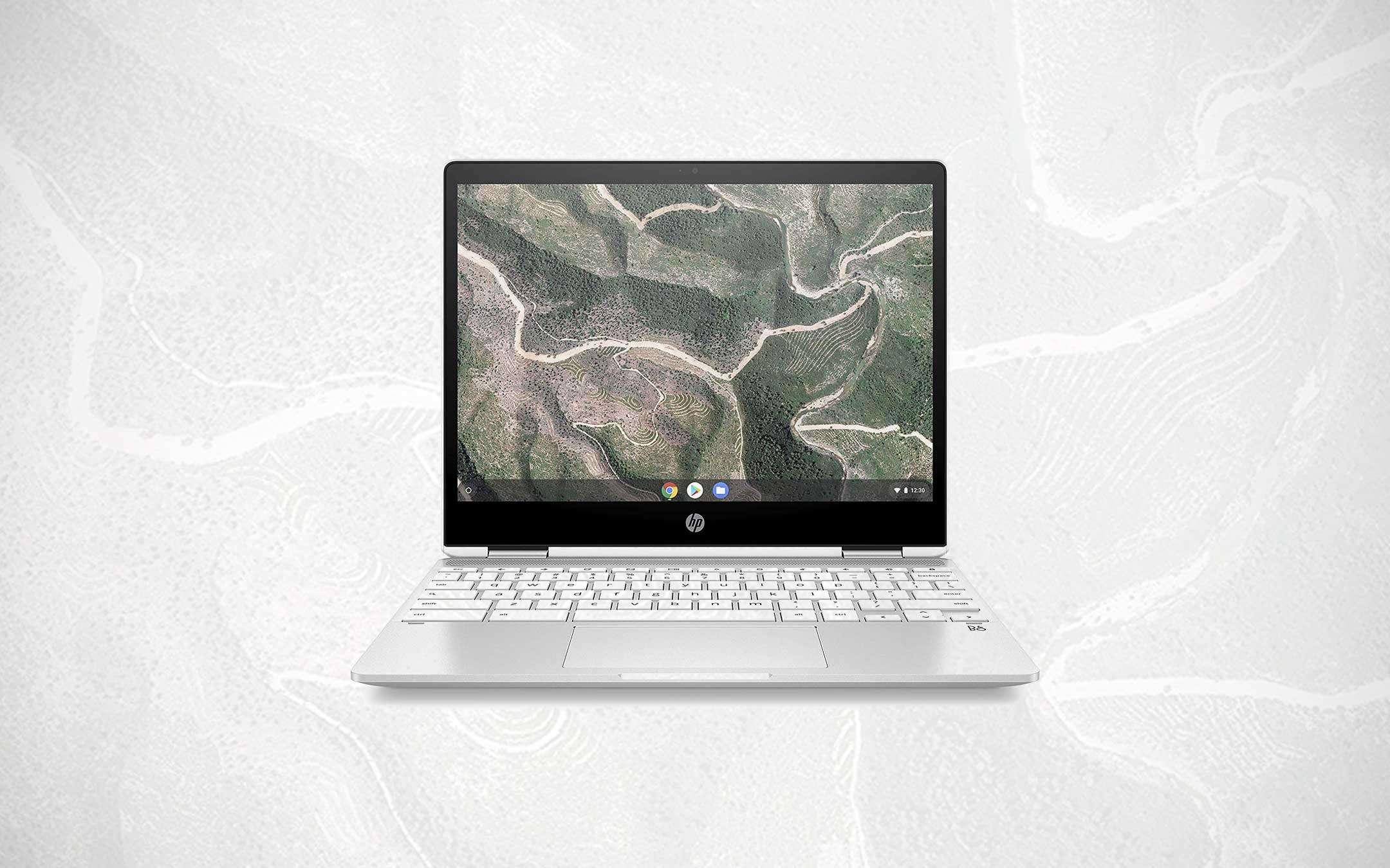 HP Chromebook x360 12b: the Black Friday offer