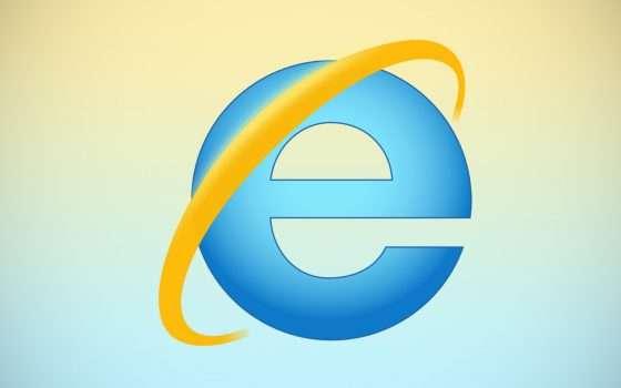 Browser: così Internet Explorer rimanda ad Edge