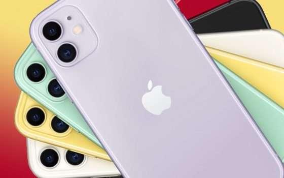 iPhone 11, il prezzo scende: ecco l'offerta