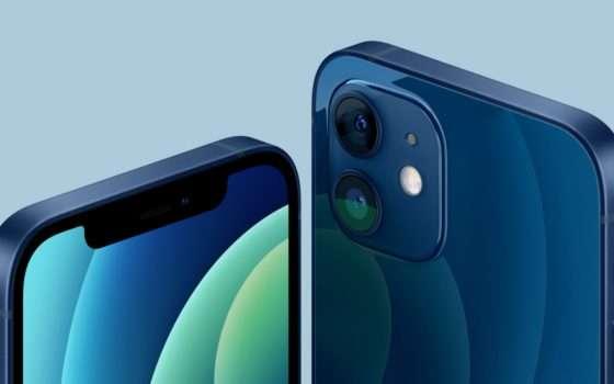 iPhone 12 Blu in sconto anticipa il Black Friday