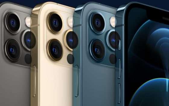 iPhone 12 Pro Max su Amazon: da oggi in pre-ordine