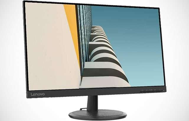 Il monitor Lenovo C24-25 da 23,8 pollici
