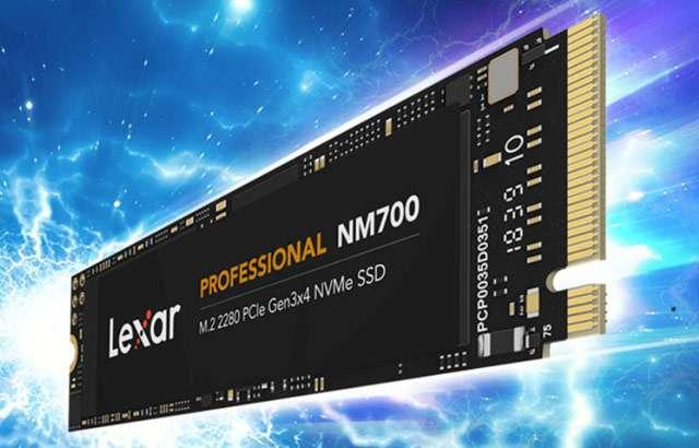 La SSD NVMe di Lexar da 1 TB in sconto su Amazon