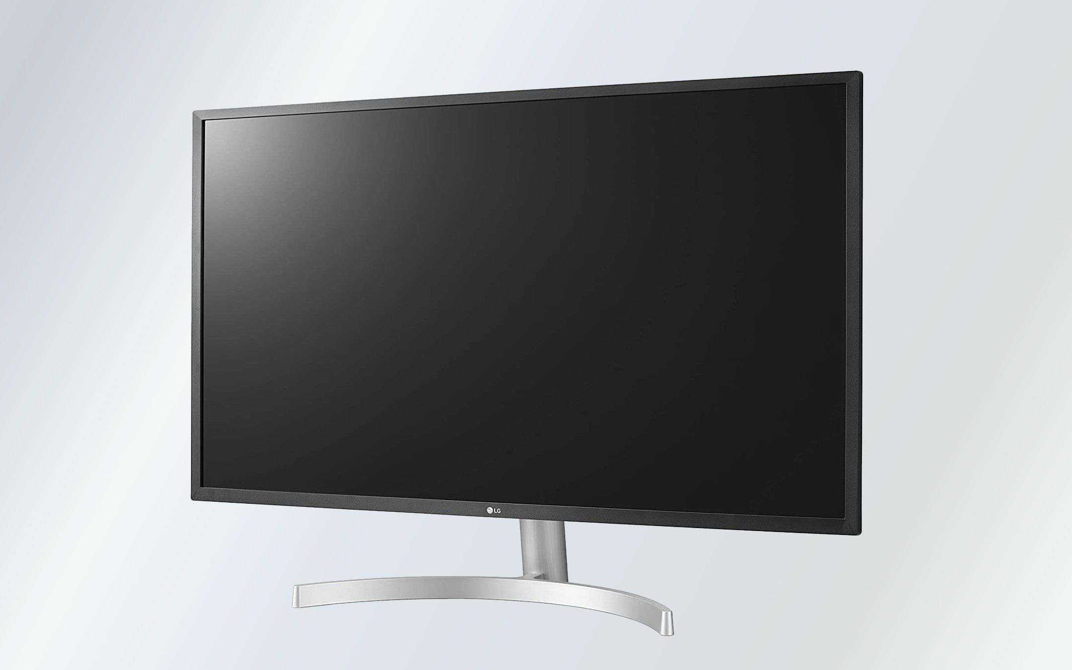 LG monitors: 24 to 32 inches, 33 to 40% off
