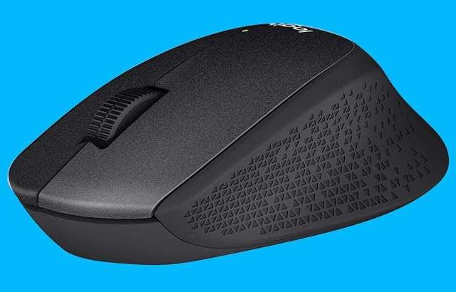 Il mouse Logitech M330 Silent Plus