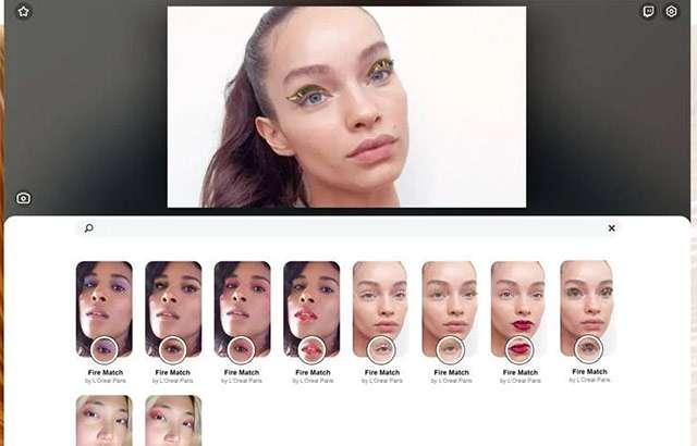 L'Oréal Paris Signature Faces: trucco virtuale per lo smart working