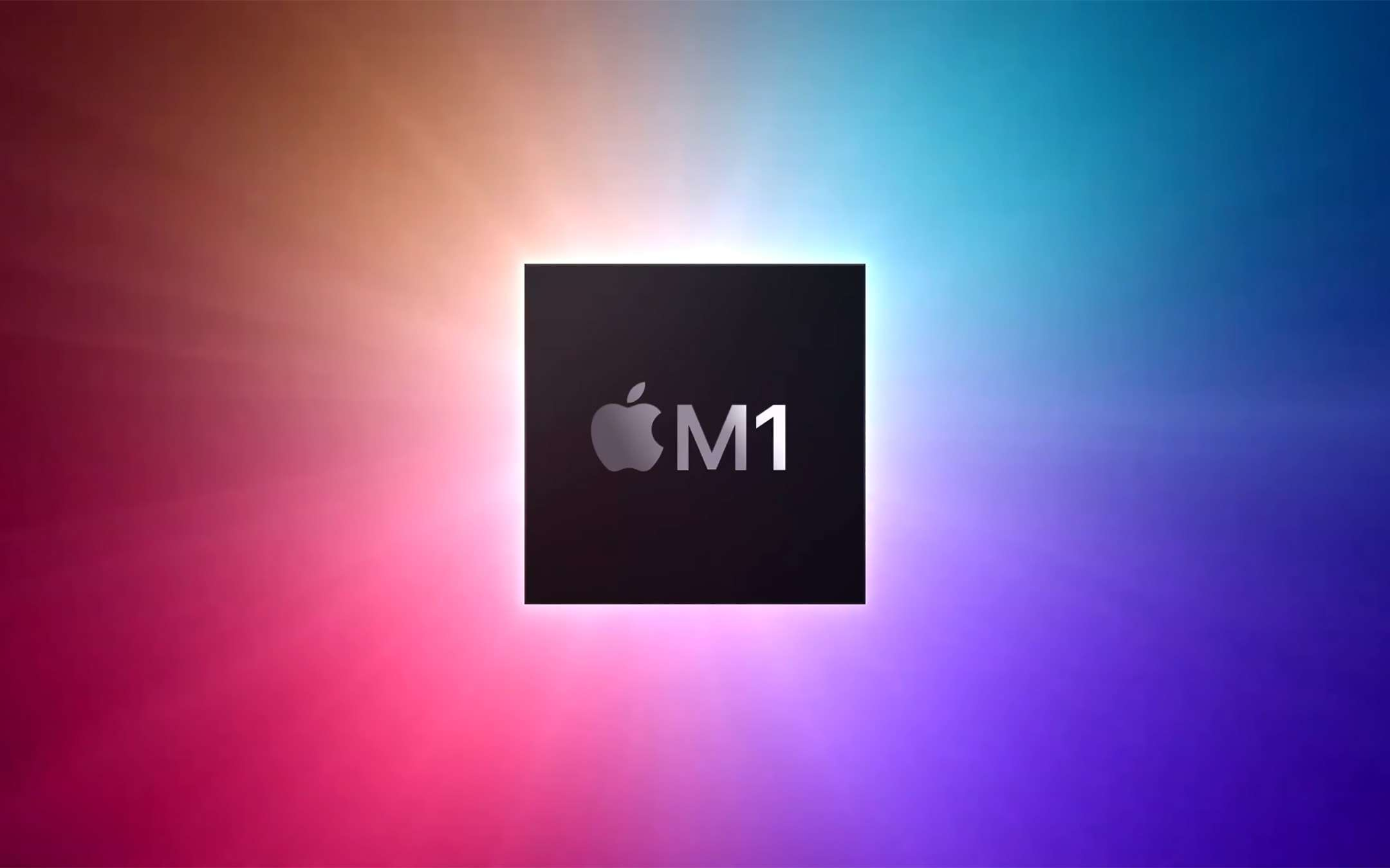 Apple presents in new ARM Macs with M1 chips