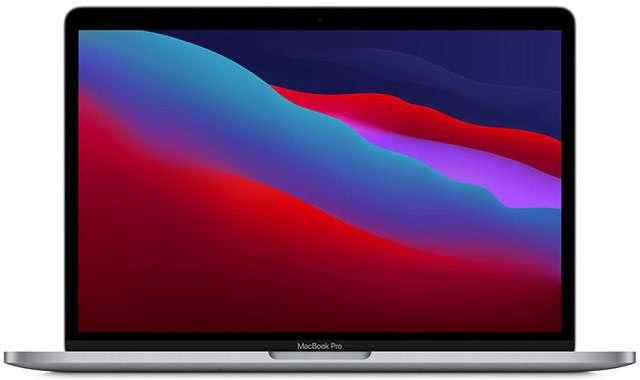 Il nuovo MacBook Pro da 13 pollici con Apple M1