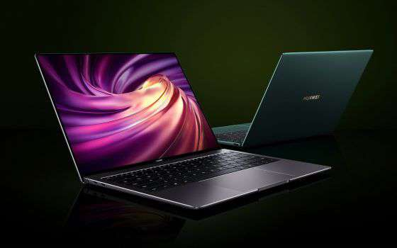 Black Friday: Huawei MateBook X Pro 2020 a -25%