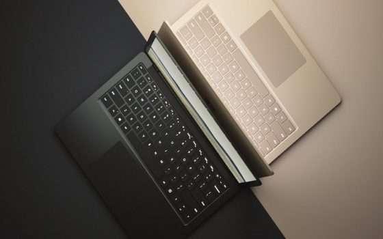 Microsoft Surface Laptop 3 da 13,5