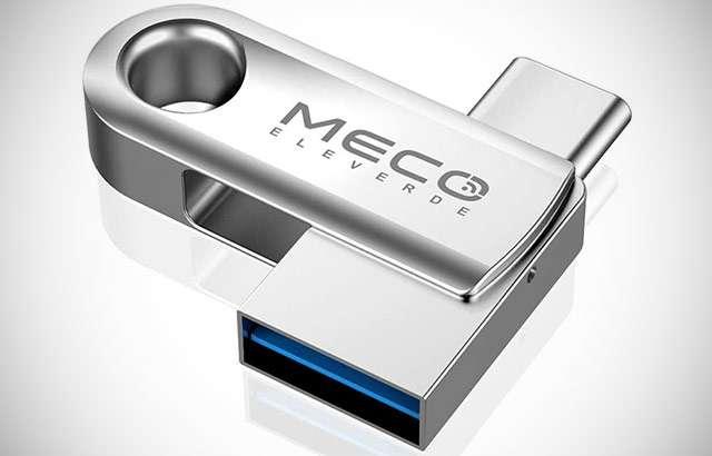 La pendrive USB da 64 GB di Meco