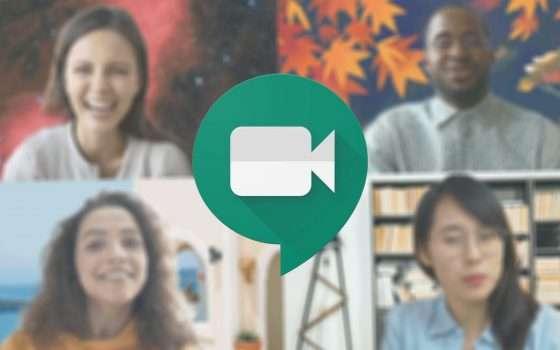 Meet: come cambiare lo sfondo delle videochiamate