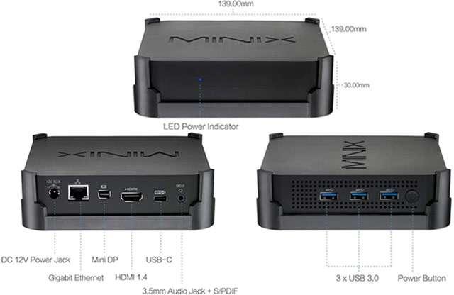 Il Mini PC di Minix in offerta oggi al minimo storico su Amazon