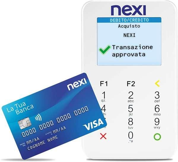 POS Mobile Nexi