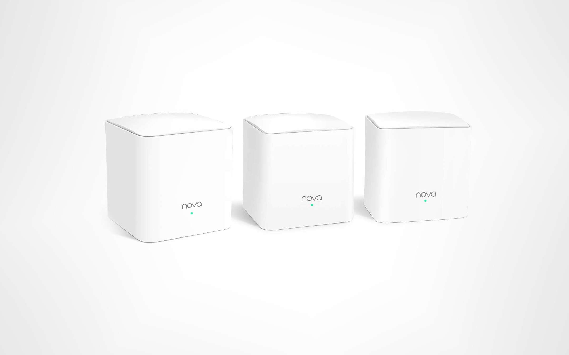 Nova: the Wifi network is mesh and on sale